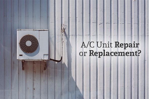 Age Old Questing: Repair or Replace my Air Conditioning Unit?